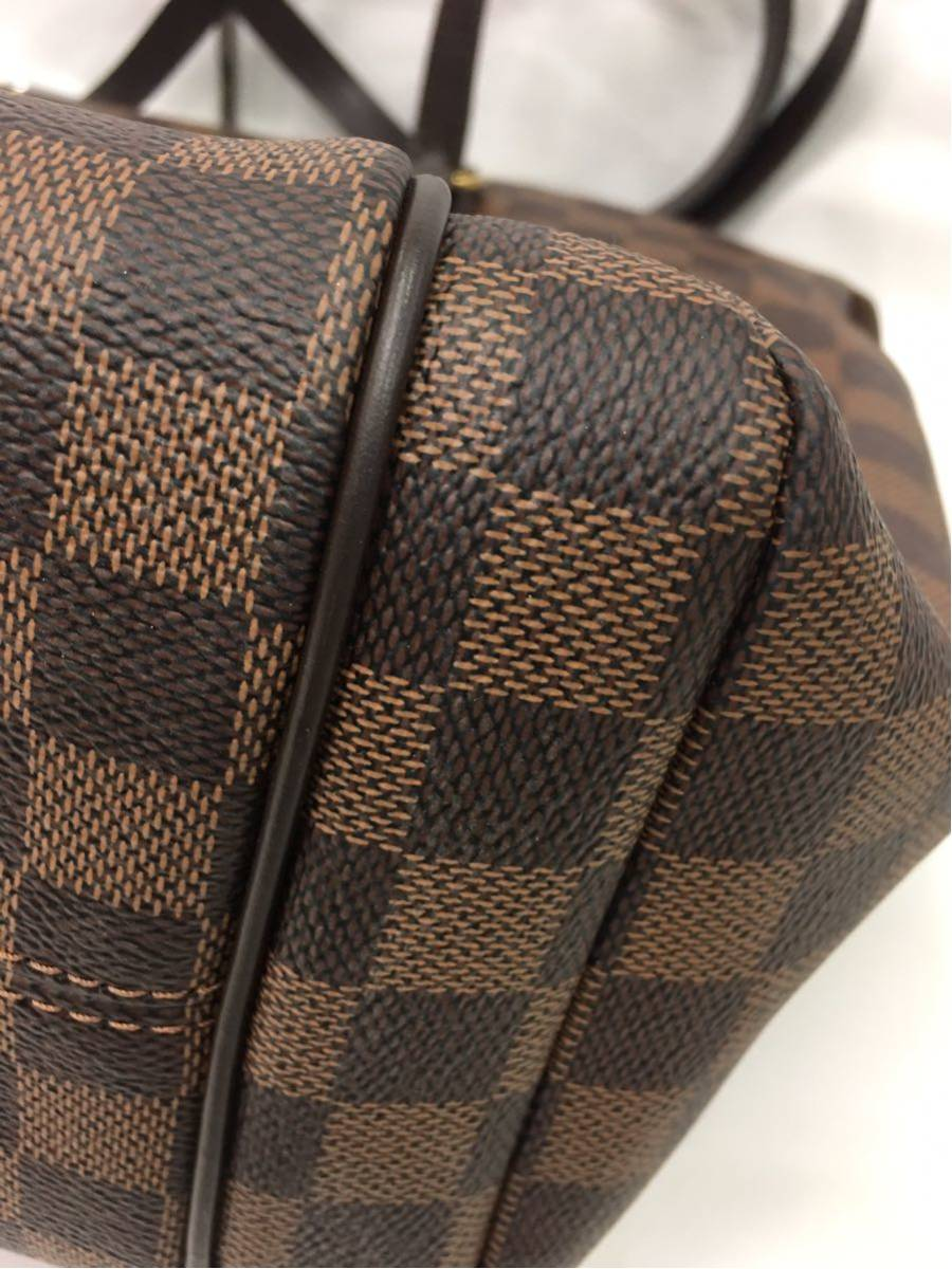 LOUIS VUITTON ルイヴィトン ダミエ トータリーMM トートバッグ N41281 A85_画像7