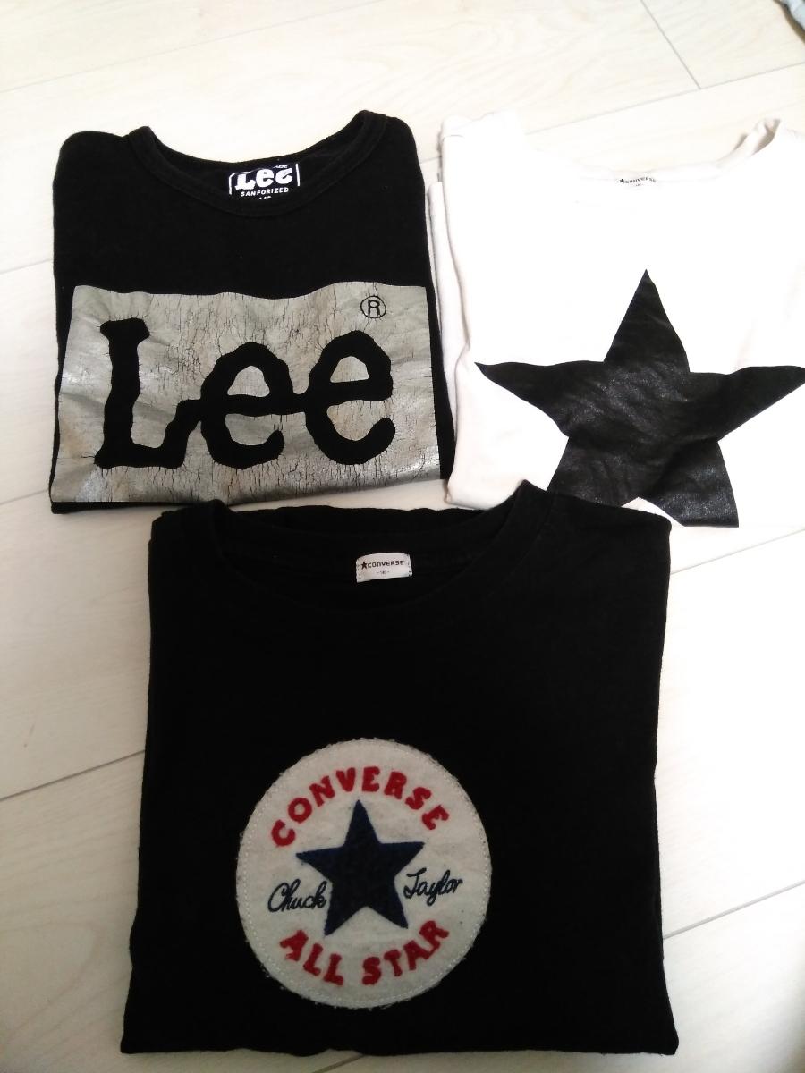 ライトオンTシャツ3点セット130サイズ140サイズ