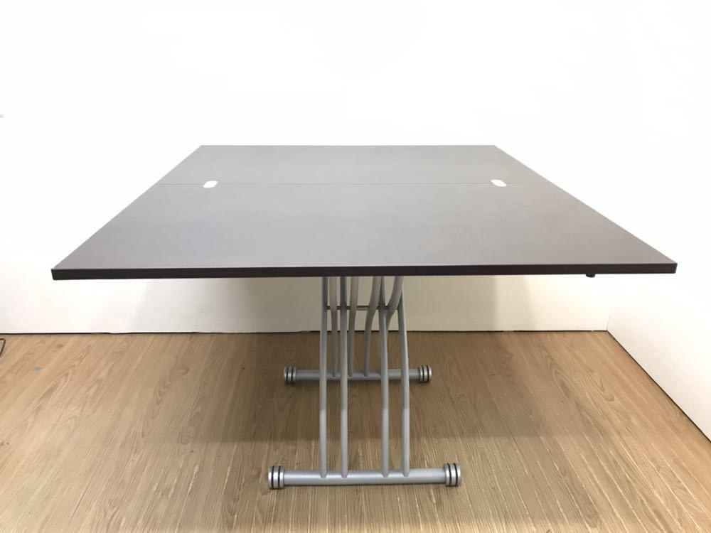 ○OZZIO オッジオ 昇降テーブル リフティングテーブル リフトアップテーブル 拡張 伸縮 イタリア製○_画像3
