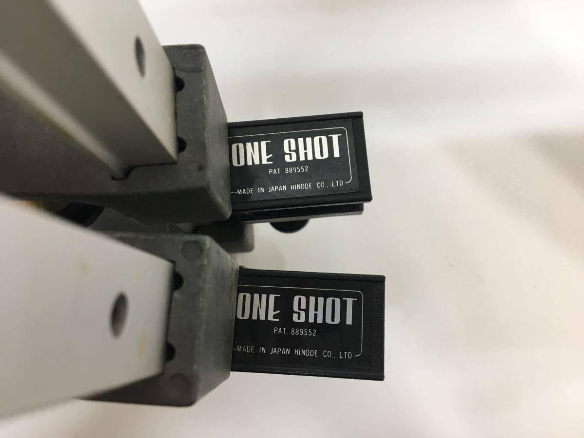 ◇ ONE SHOT ワンショットメジャー スタンドクランプ付き DS-45 2本セット◇_画像5