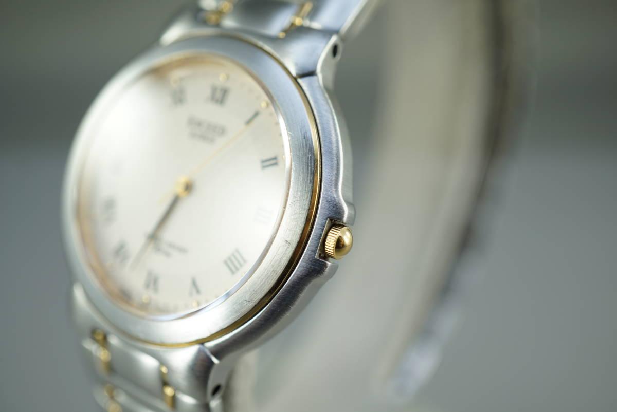 ★CITIZEN/シチズン エクシード ユーロス メンズ腕時計 電池交換済み稼働品★_画像3