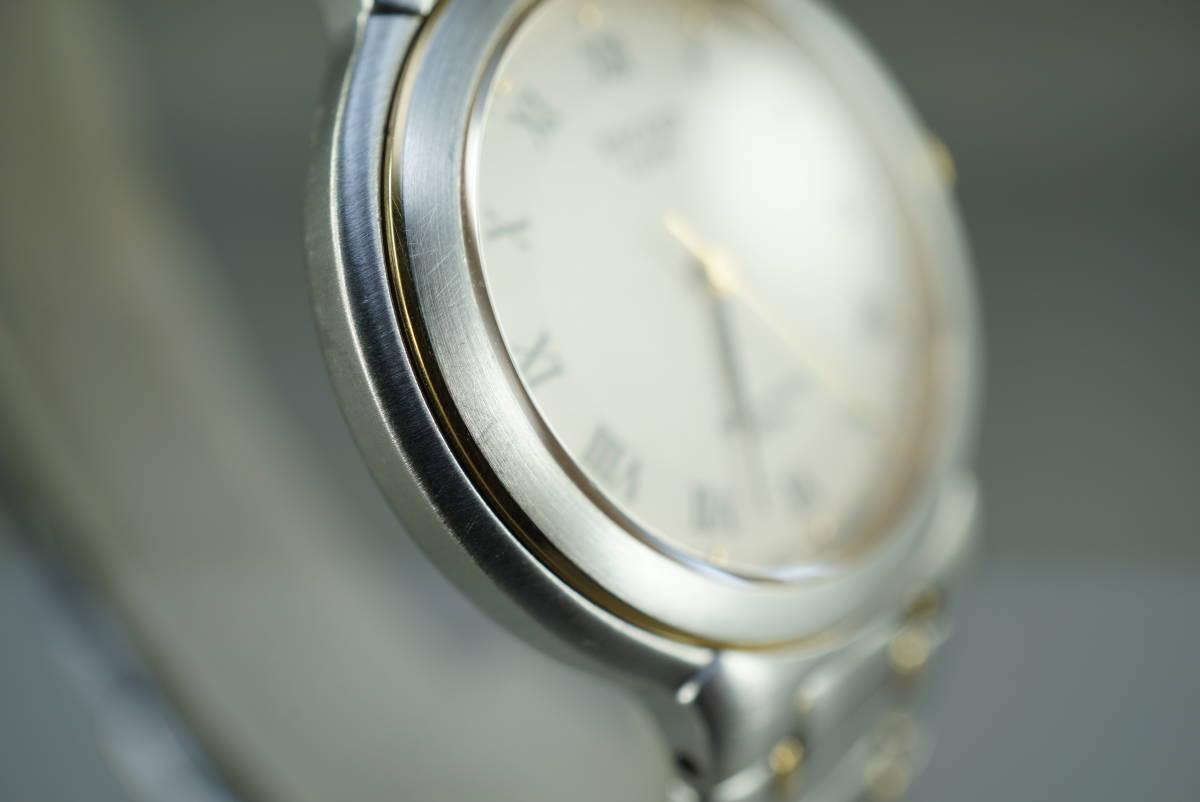 ★CITIZEN/シチズン エクシード ユーロス メンズ腕時計 電池交換済み稼働品★_画像5
