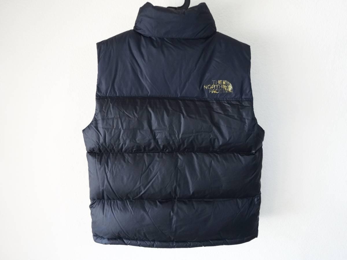 新品 1996年レトロデザイン 米国M ノースフェイス ヌプシベスト 700フィル L XL ヌプシダウンジャケット The North Face Nuptse Vest_画像2