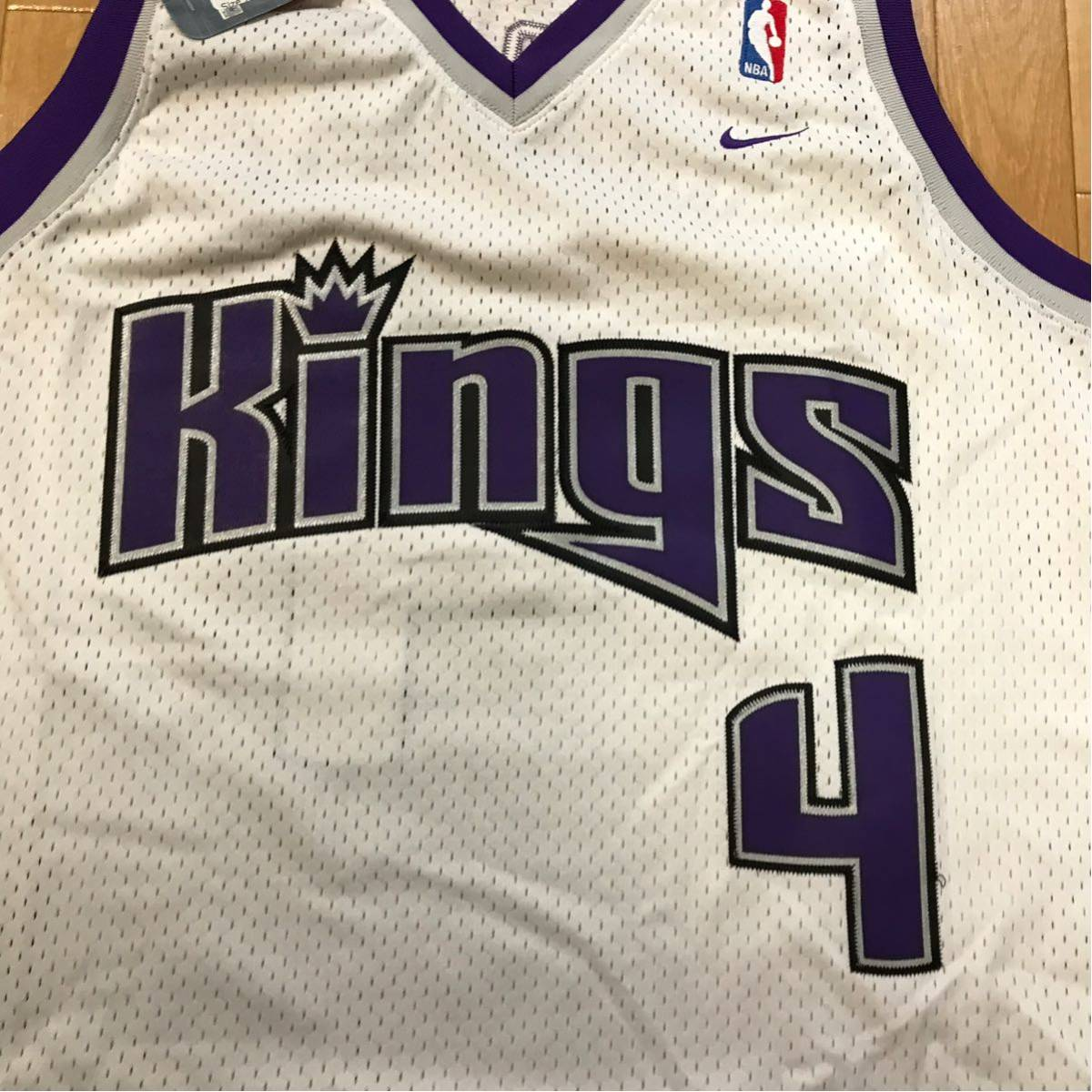NIKE KINGS4 NBA XXL WEBBER_画像4