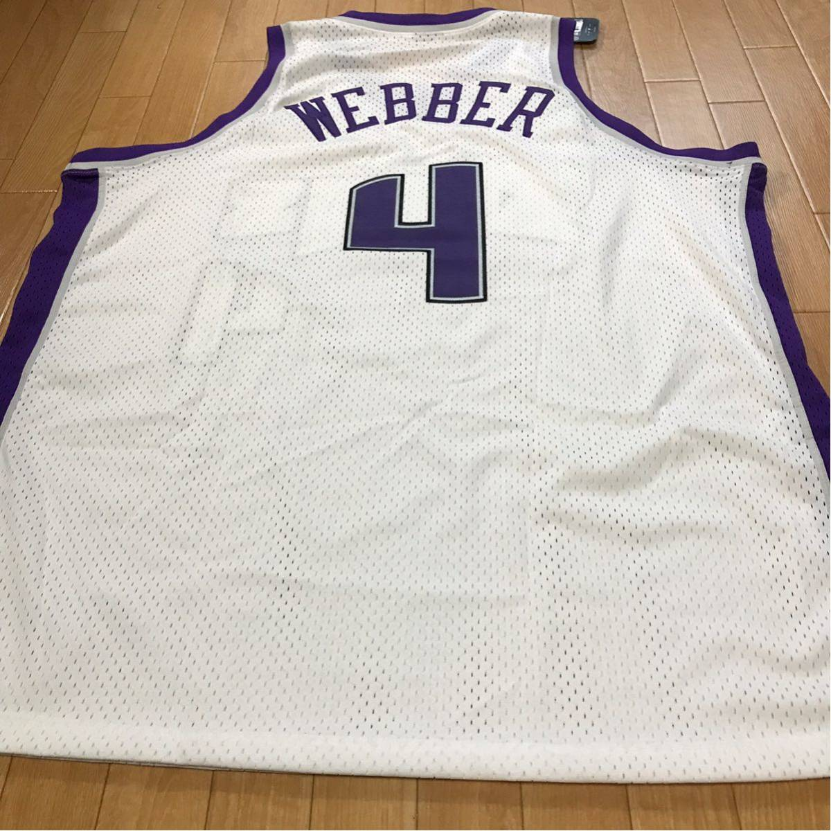 NIKE KINGS4 NBA XXL WEBBER_画像9