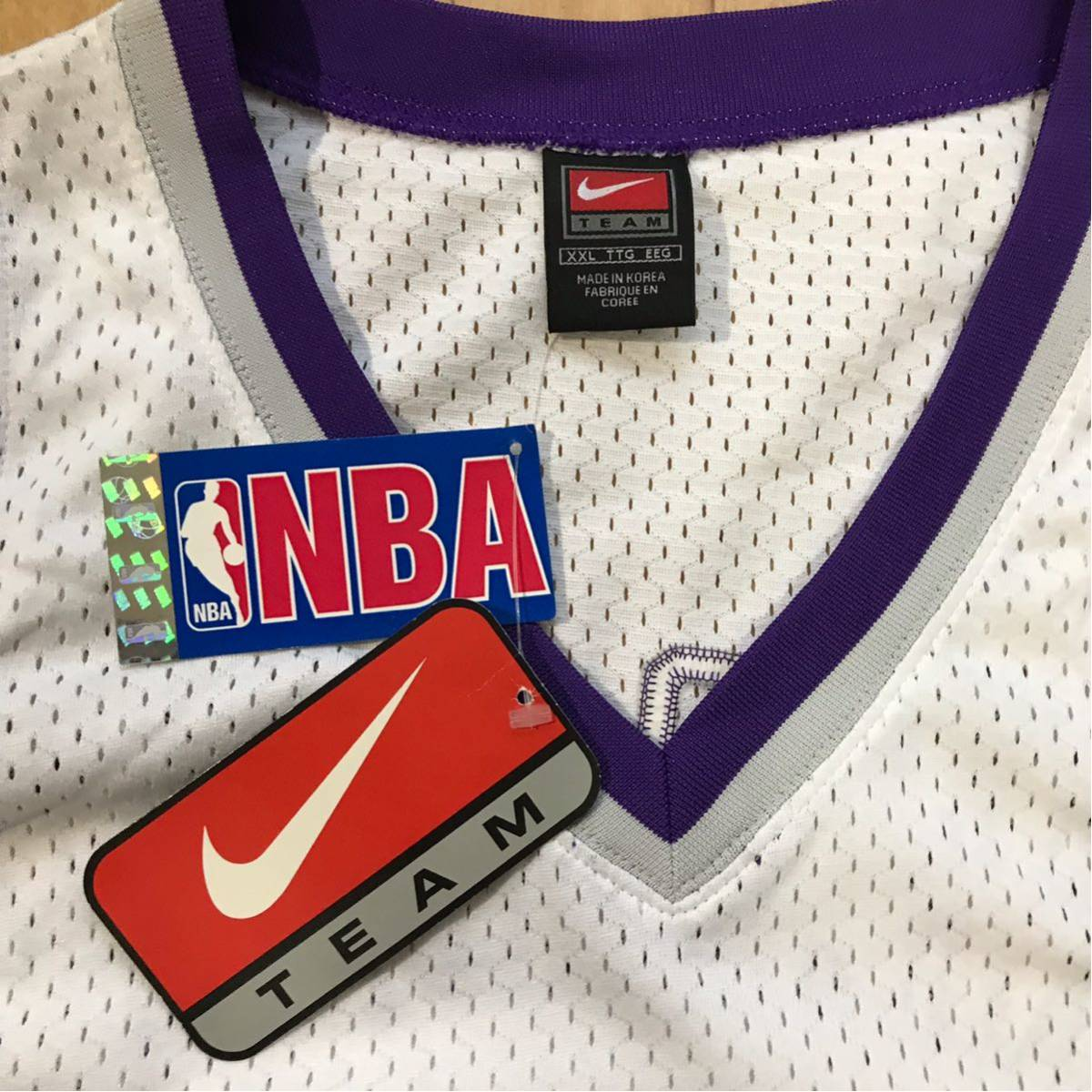 NIKE KINGS4 NBA XXL WEBBER_画像2