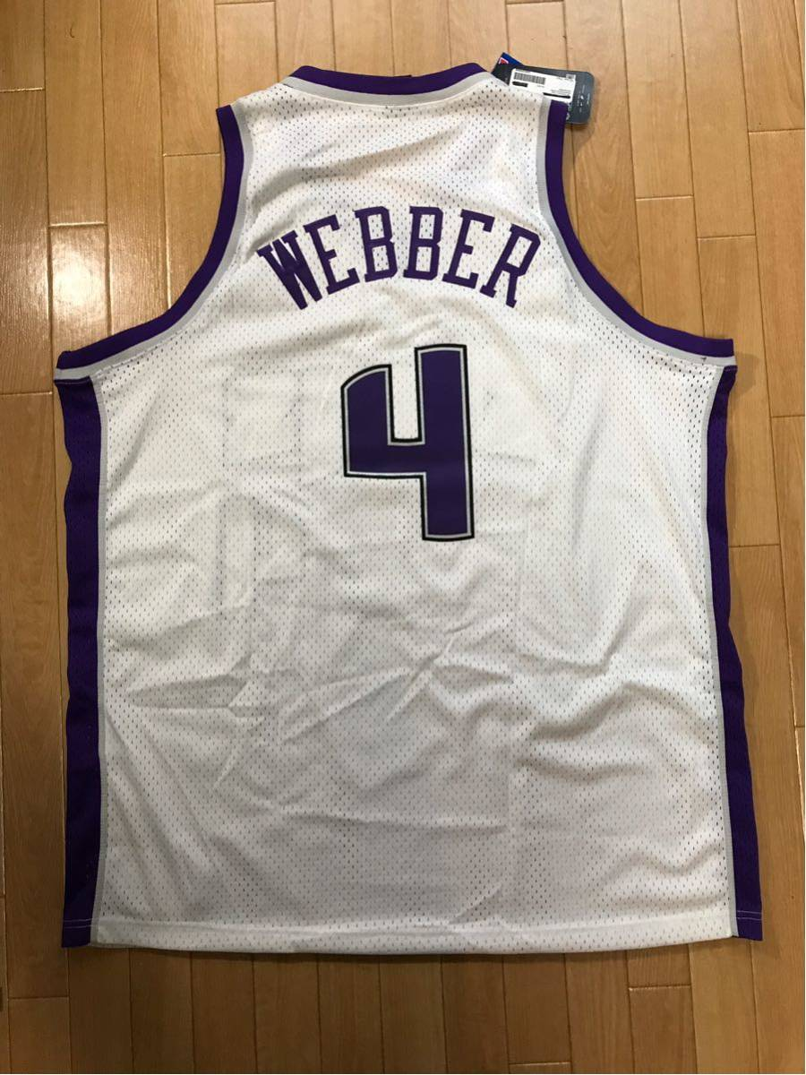 NIKE KINGS4 NBA XXL WEBBER_画像7