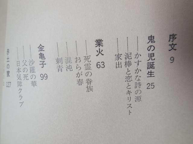 人非人伝(金子光晴)大光社_画像3