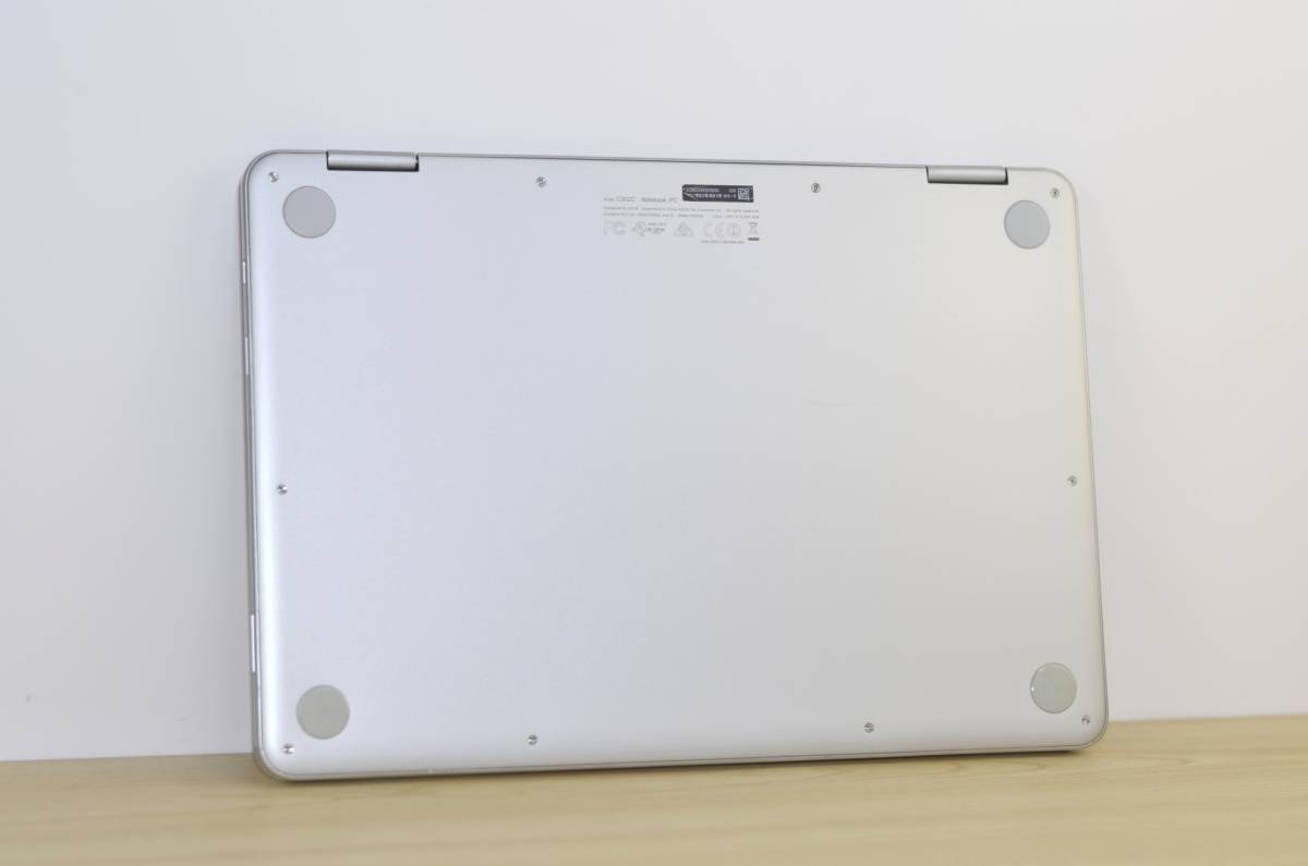 1円~ASUS ChromeBook Flip C302C Core m3 4GB 64GB 転売OK_画像5