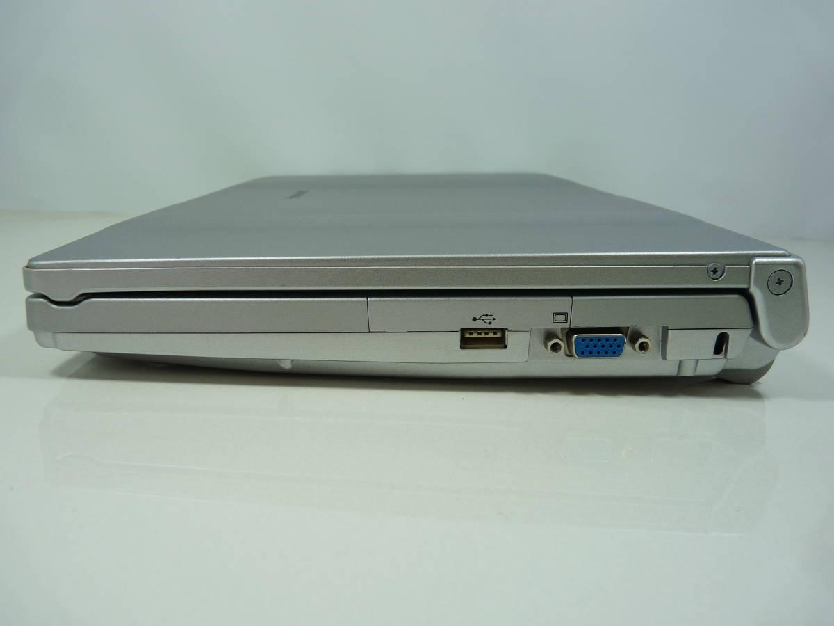 フルHD Panasonic ☆ Let's note CF-B11JWCYS ☆ i5-3320M 2.6GHz/320GB/4GB/Win10 ☆ AC付き パナソニック_画像5