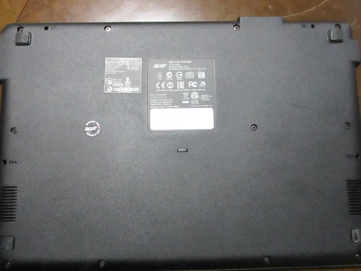 ●acer Chromebook11 (C730E-N14M) 中古 _画像4