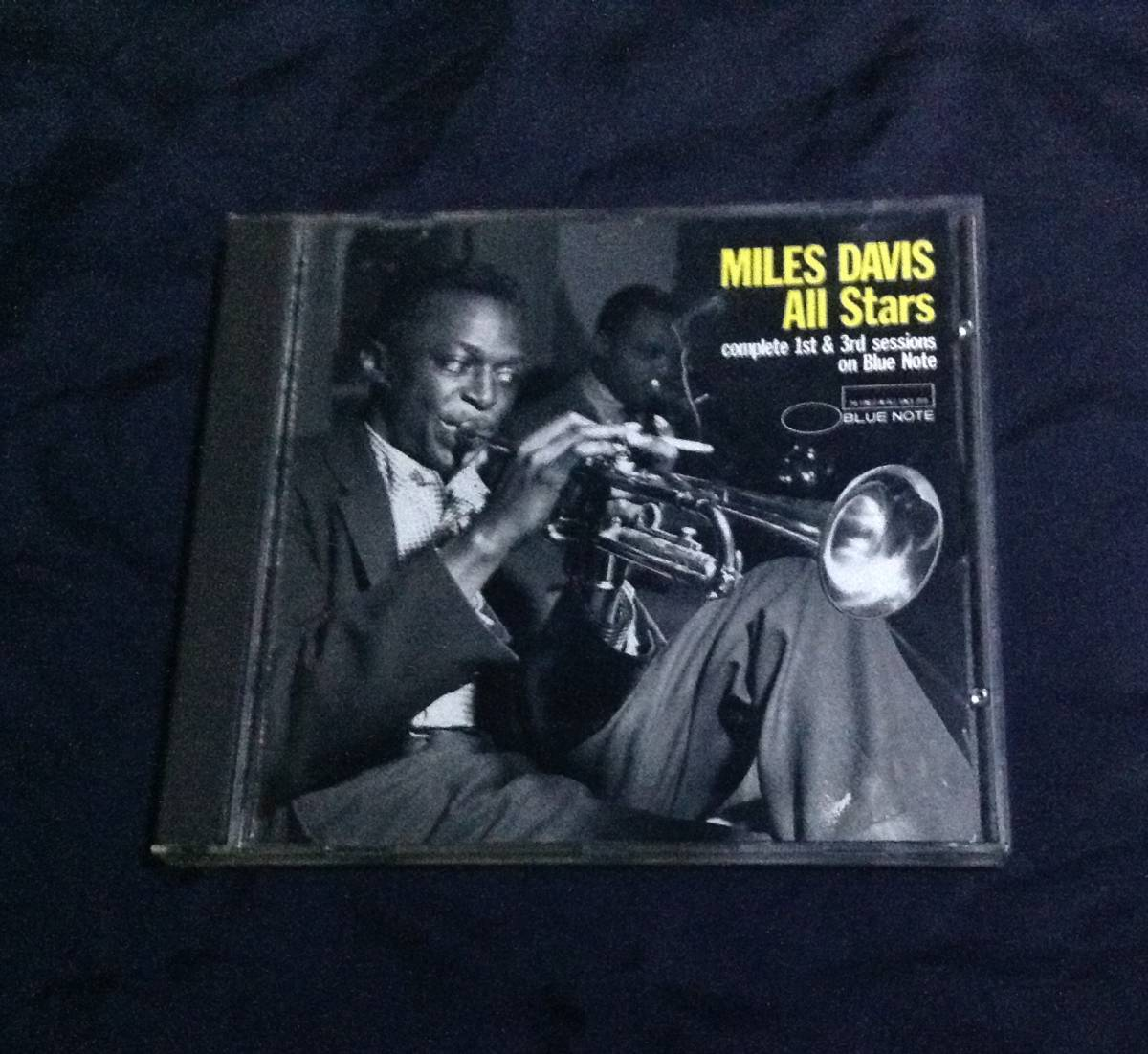 CD マイルス・デイビス MILES DAVIS/ Complete 1st&3rd Sessions On Blue Note CJ28-5056_画像1