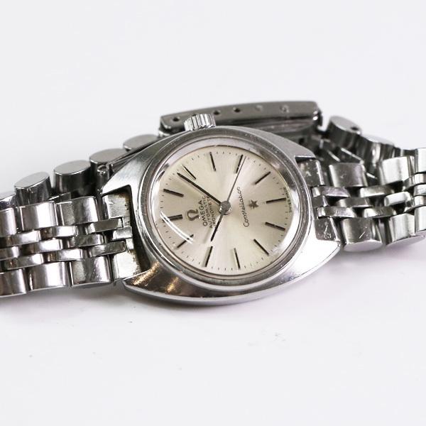 OMEGA オメガ コンステレーション クロノメーター レディース 腕時計 中古_画像2