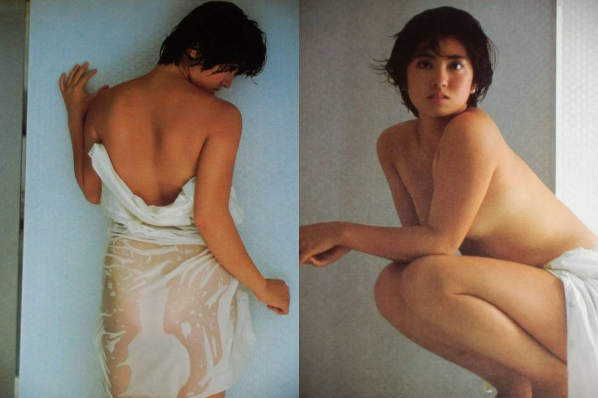 写真集 蓮舫 Ren Ho 20歳セミヌード 1988年クラリオンガール 国会議員 1988年_画像3