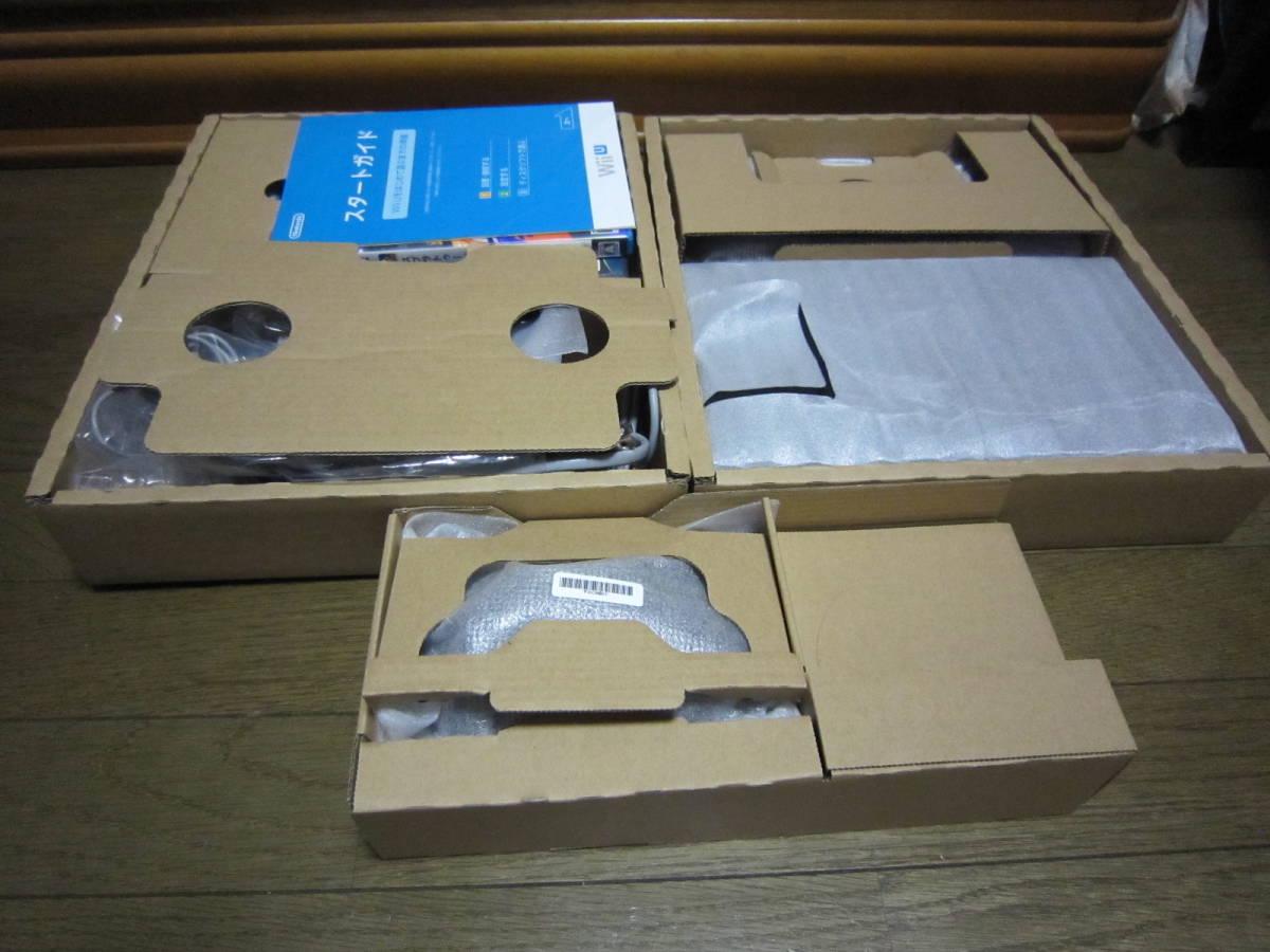 WiiU モンスターハンター3(トライ) G HD Ver. Wii Uプレミアムセット+ソフト2本 _画像3