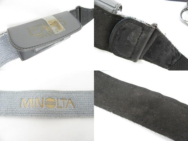 105♭minolta ミノルタ XD カメラボディ 一眼レフ ※ジャンク_画像10