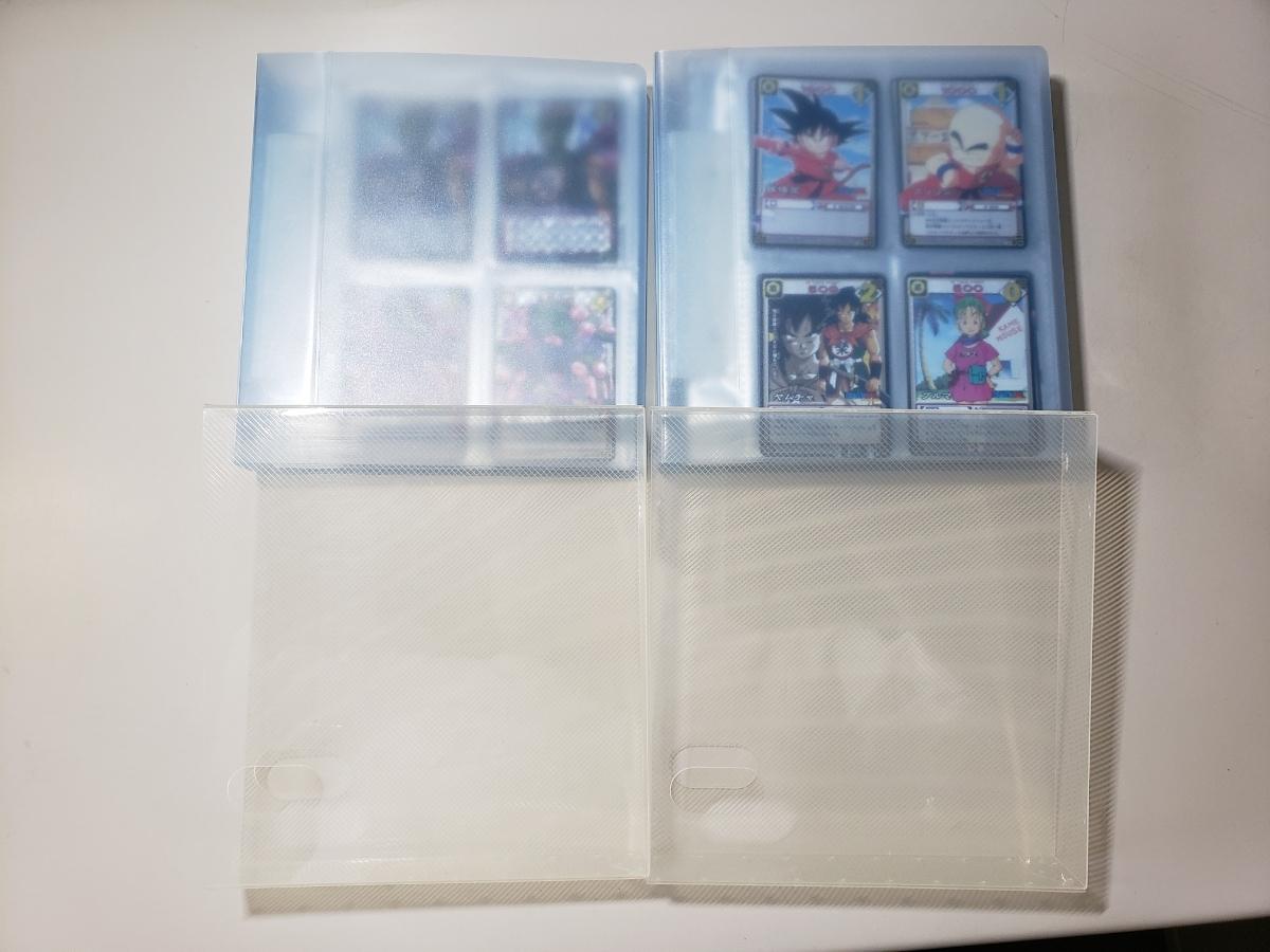 ドラゴンボール カードゲーム 第1弾~第3弾フルコンプ SP1~SP10 SP20 SP22(SP3 神龍と孫悟飯含む 非売品 2000枚限定品) 極美品 358枚_画像9