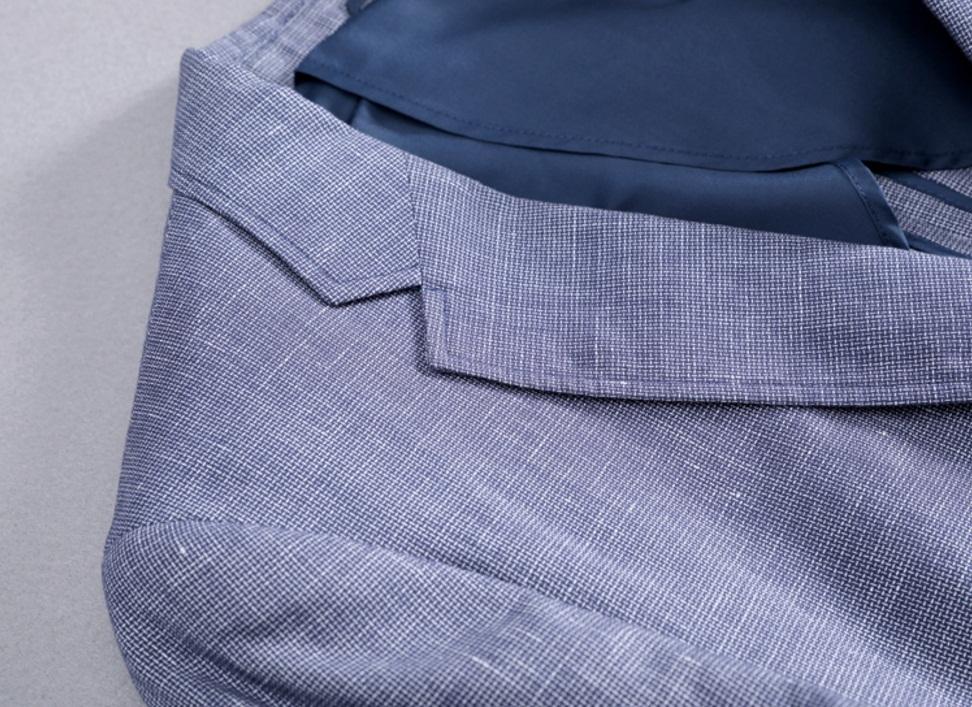 新入荷!夏*新品★リネン100% 高品質★ 着心地良い メンズ 紳士服 上着 ジャケット M_画像3