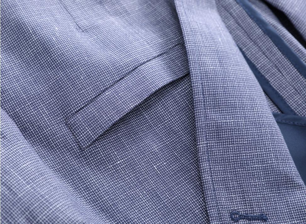 新入荷!夏*新品★リネン100% 高品質★ 着心地良い メンズ 紳士服 上着 ジャケット M_画像5