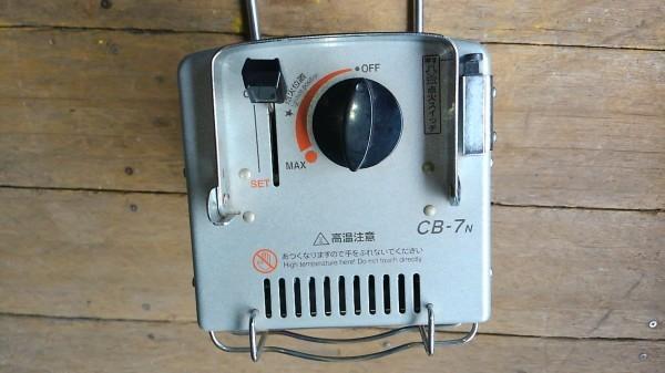 611 イワタニ カセット式 ガスストーブ CB-7N_画像2