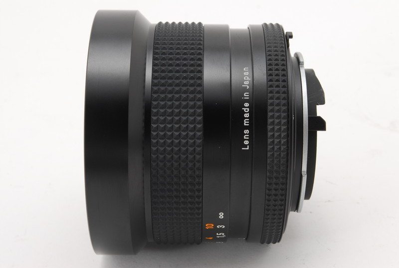 美品 Conatx コンタックス Carl Zeiss Distagon 18mm F4 T* MMJ レンズ_画像6