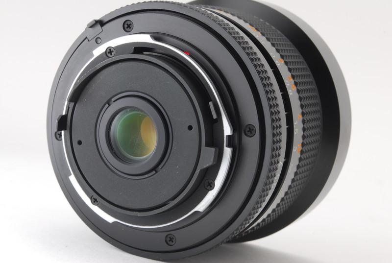 美品 Conatx コンタックス Carl Zeiss Distagon 18mm F4 T* MMJ レンズ_画像8