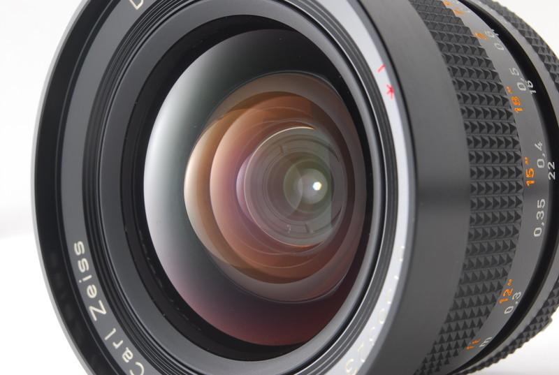 美品 Conatx コンタックス Carl Zeiss Distagon 18mm F4 T* MMJ レンズ_画像3