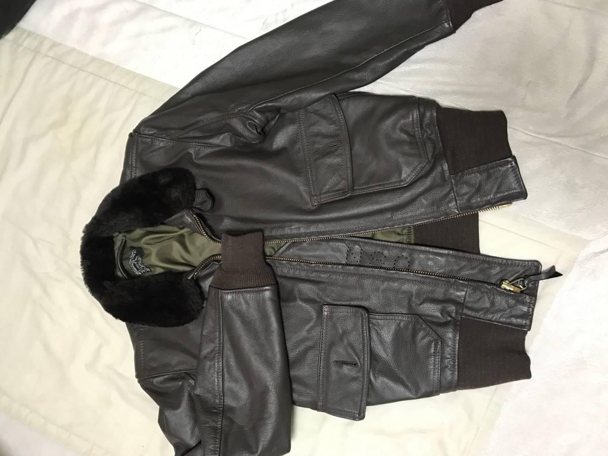 米軍衣料? 美品♪  G-1ジャケット サイズ36