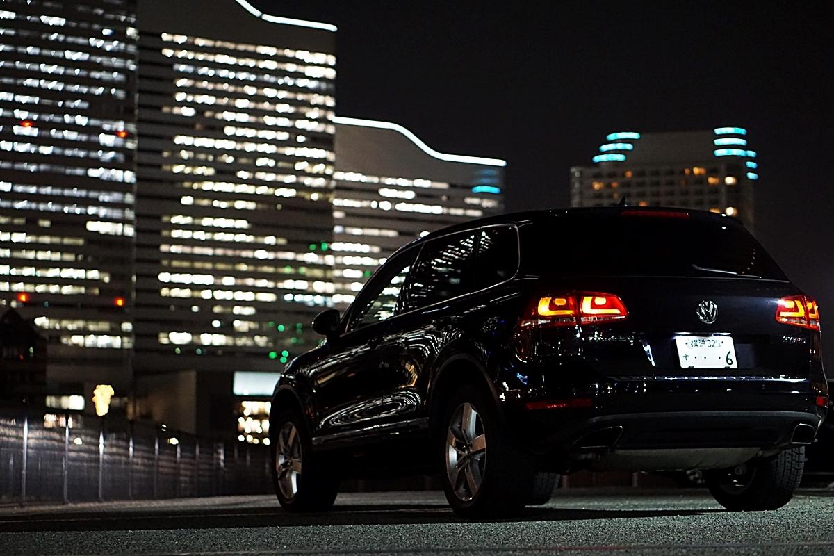 VW最上級車 トゥアレグ ハイブリッド 装備充実 ディラーにて12か月点検済み タイヤ新品_画像8