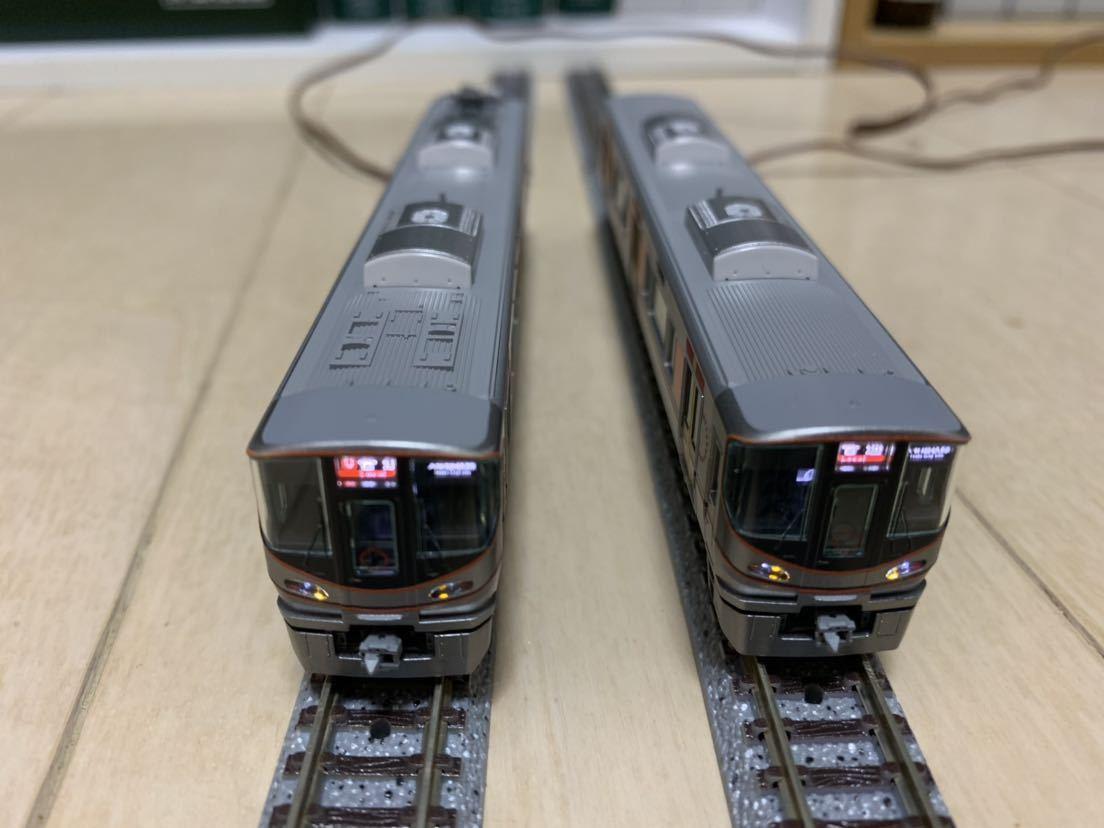 TOMIX 98230+98231 323系 大阪環状線 8両セット_画像3