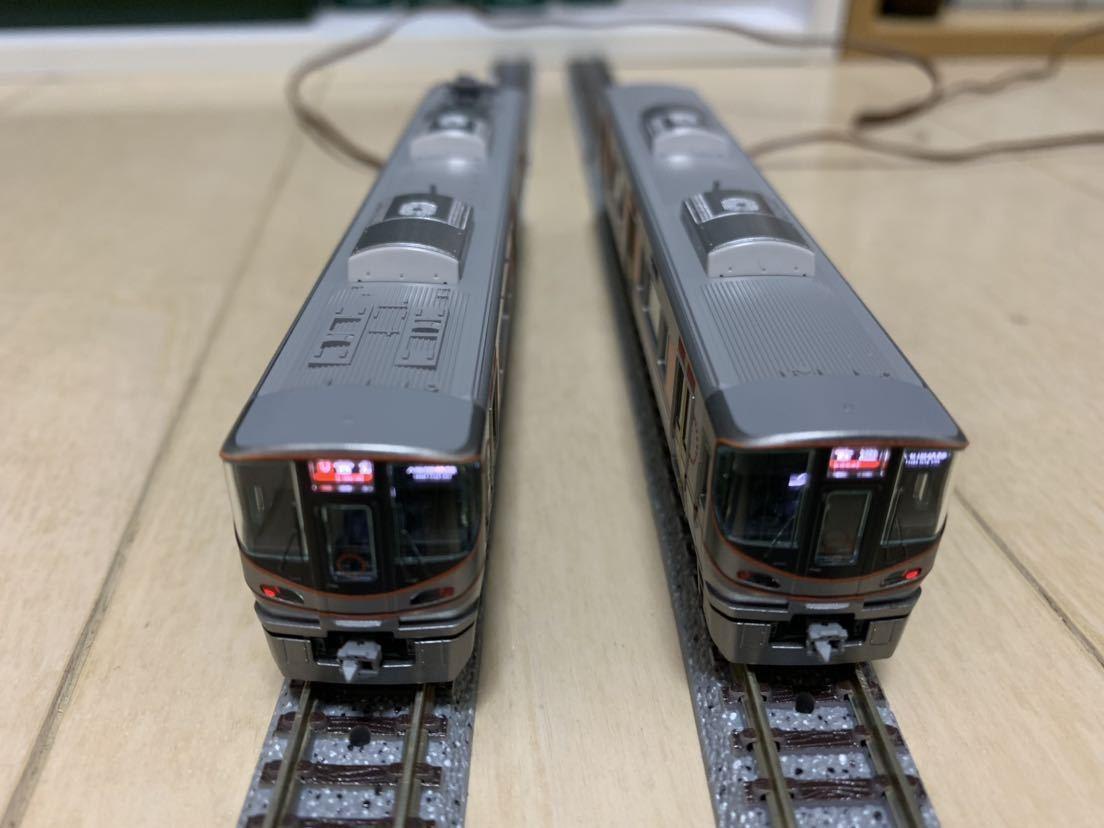 TOMIX 98230+98231 323系 大阪環状線 8両セット_画像4