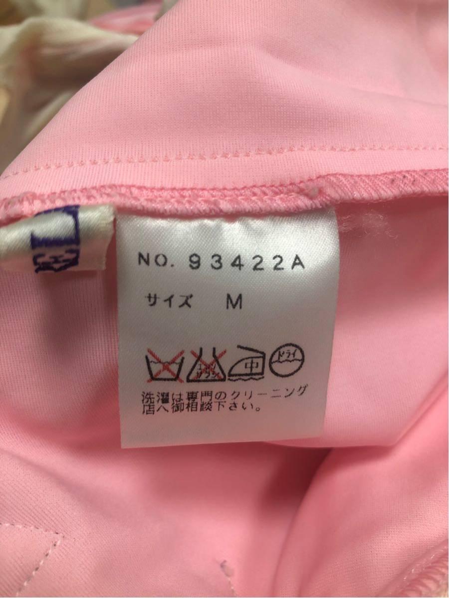 社交ダンス カラードレス M ピンク_画像2