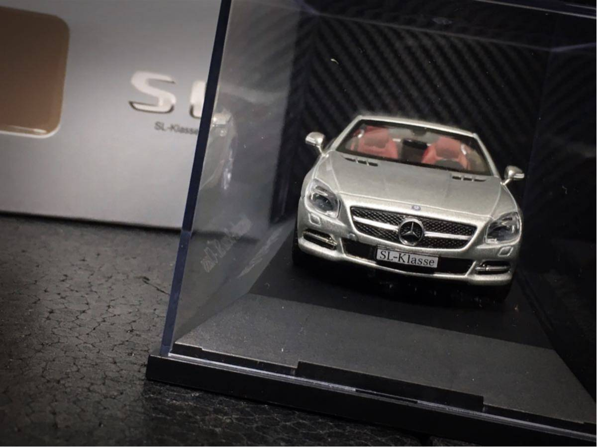 Mercedes- Benz SL Klasse 2011 (R231) 1/43 特注 Norev メルセデス ベンツ SL (ルーフ装着可)_画像2