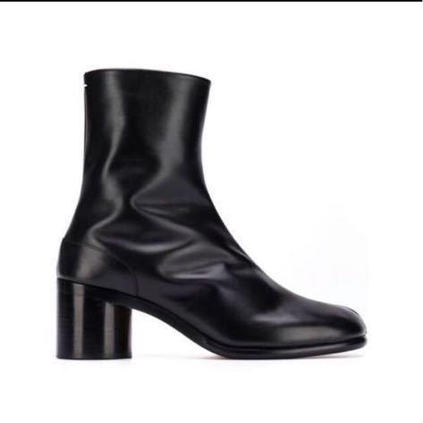 [41] 19SS 確実正規品 Maison Margiela Tabi boots メゾンマルジェラ タビブーツ 足袋ブーツ マルタンマルジェラ タビ 足袋 26㎝