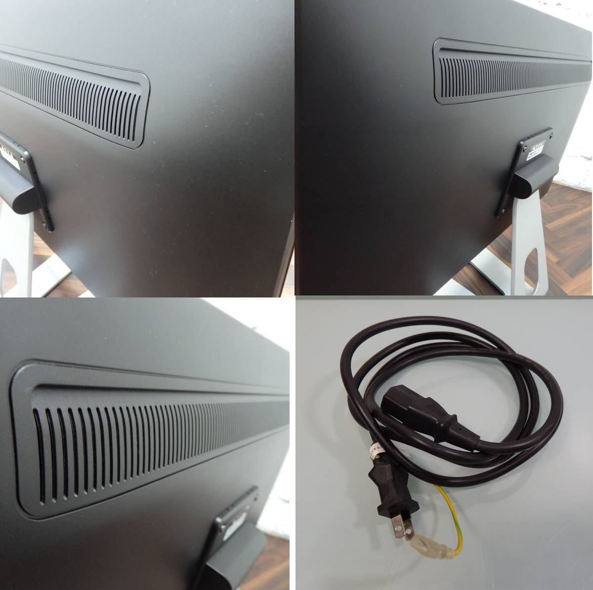 中古良品♪ 美品♪ I-O DATA LCD-MF272CGBR 27インチワイド 光沢液晶モニター 2560x1440 HDMI端子 WQHD解像度対応 アイオーデータ IO DATA_画像9
