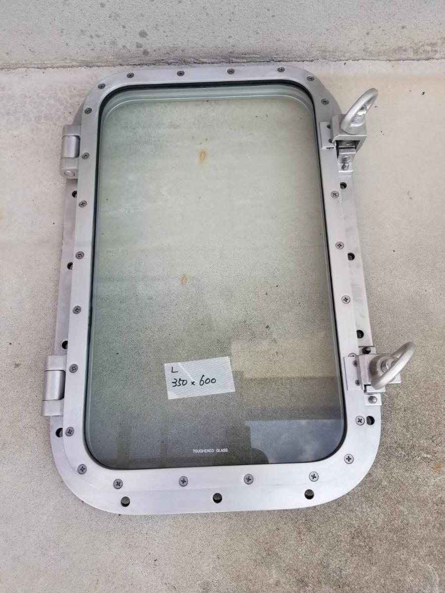 残りわずか!船舶 舷窓 アルミ窓 アンティーク DIY ビンテージ ガレージ サッシ