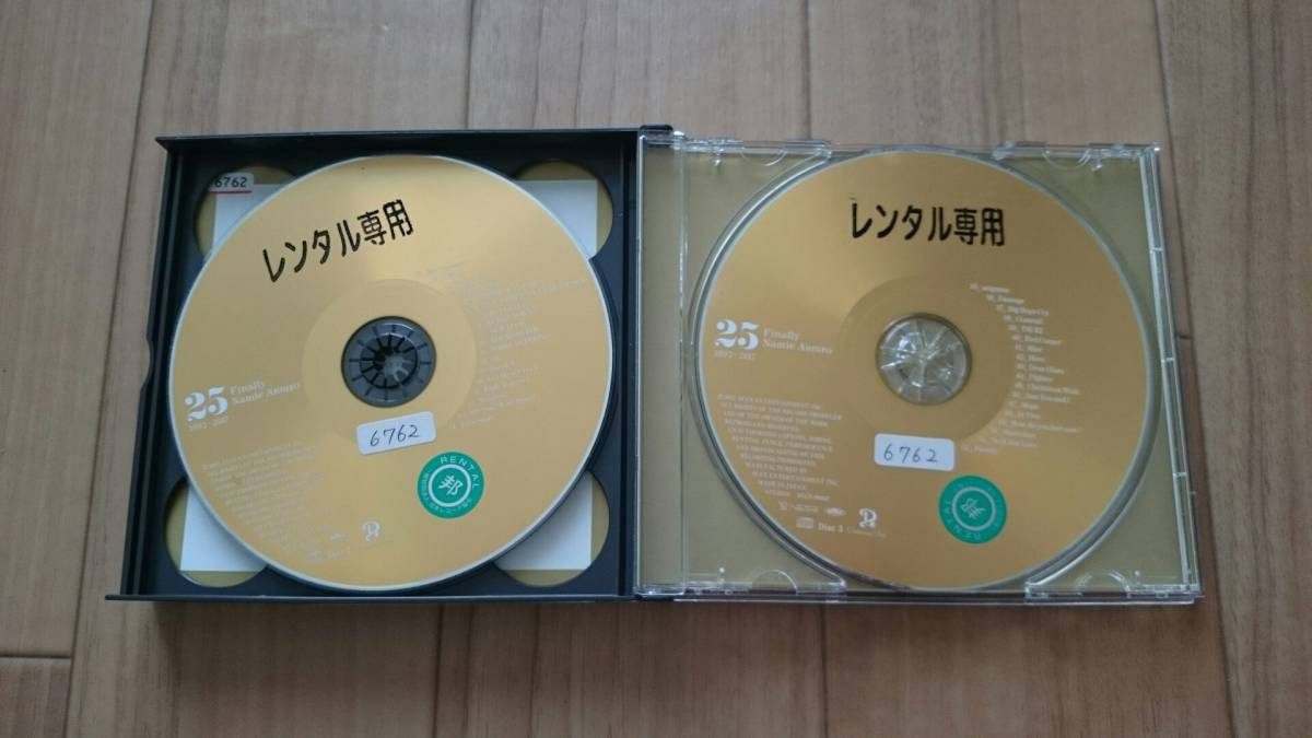 安室奈美恵 Finally CD3枚組_画像3