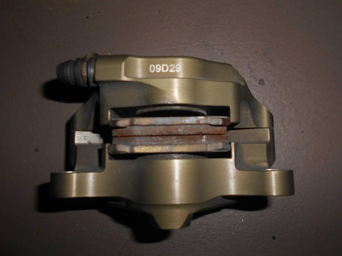 ブレンボ リアキャリパー 84mm レーシング 削り出し ZX-10R 9R ZX-12R YZF-R1 CBR GSX 1000 1100 956 1300_画像3