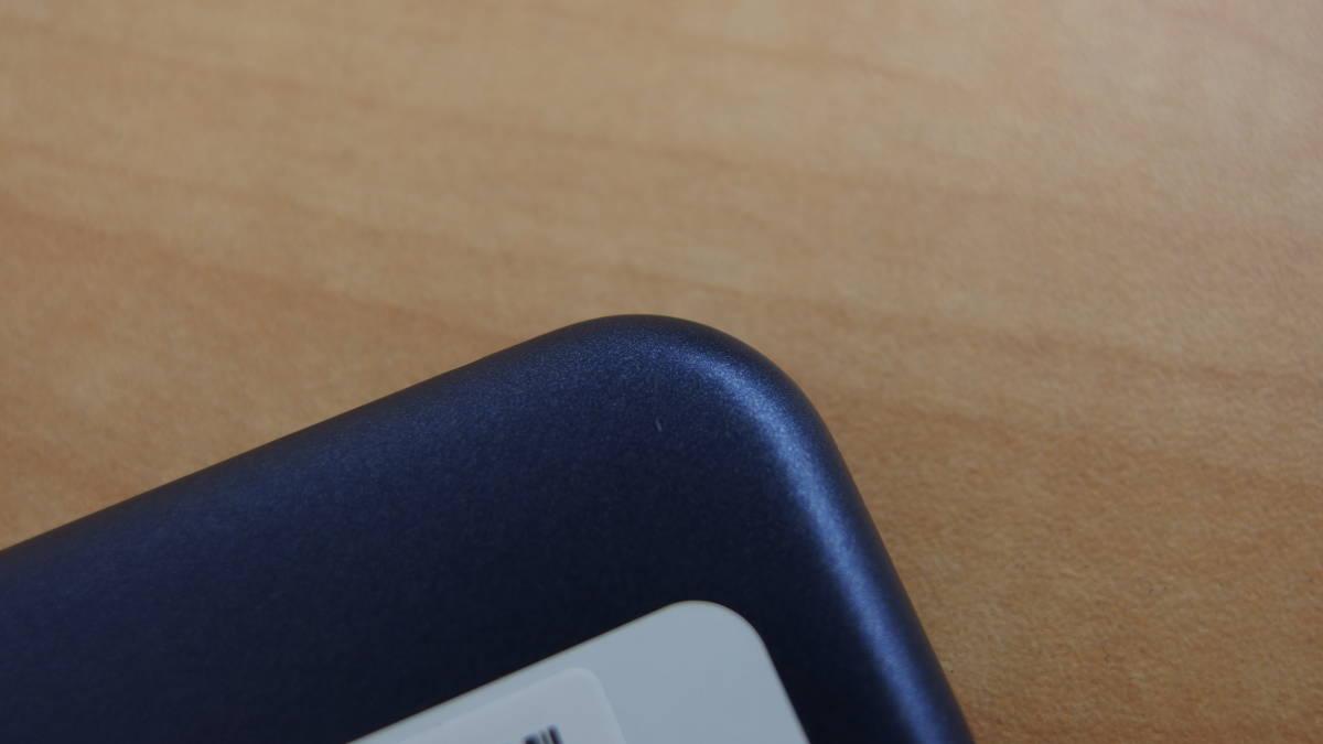 SoftBank andoroid one S5 SHARP ダークブルー ソフトバンク 本体 おまけイヤホン付 #1254_画像6