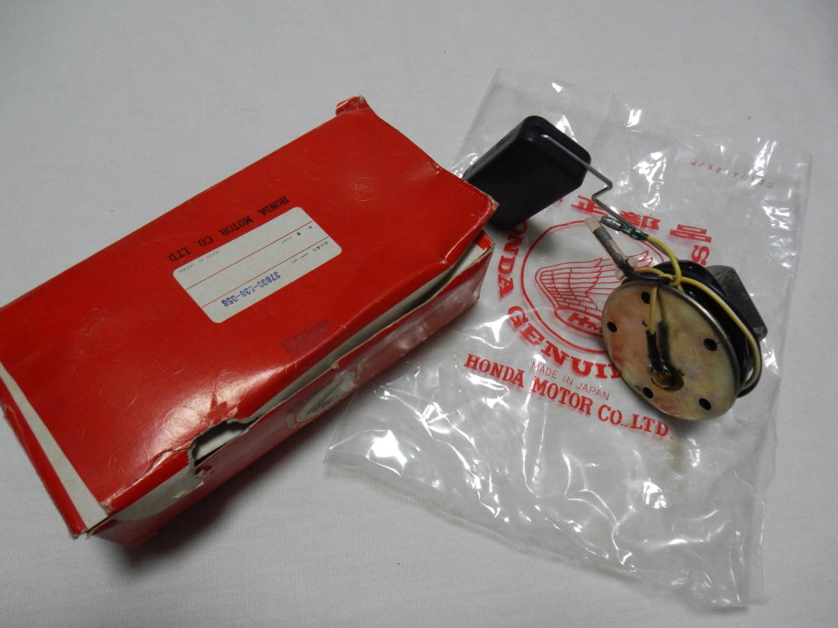 1968年式~ ホンダ N360 LN360 N600E フューエルメーターユニットASSY【抵抗式/新品】_画像7