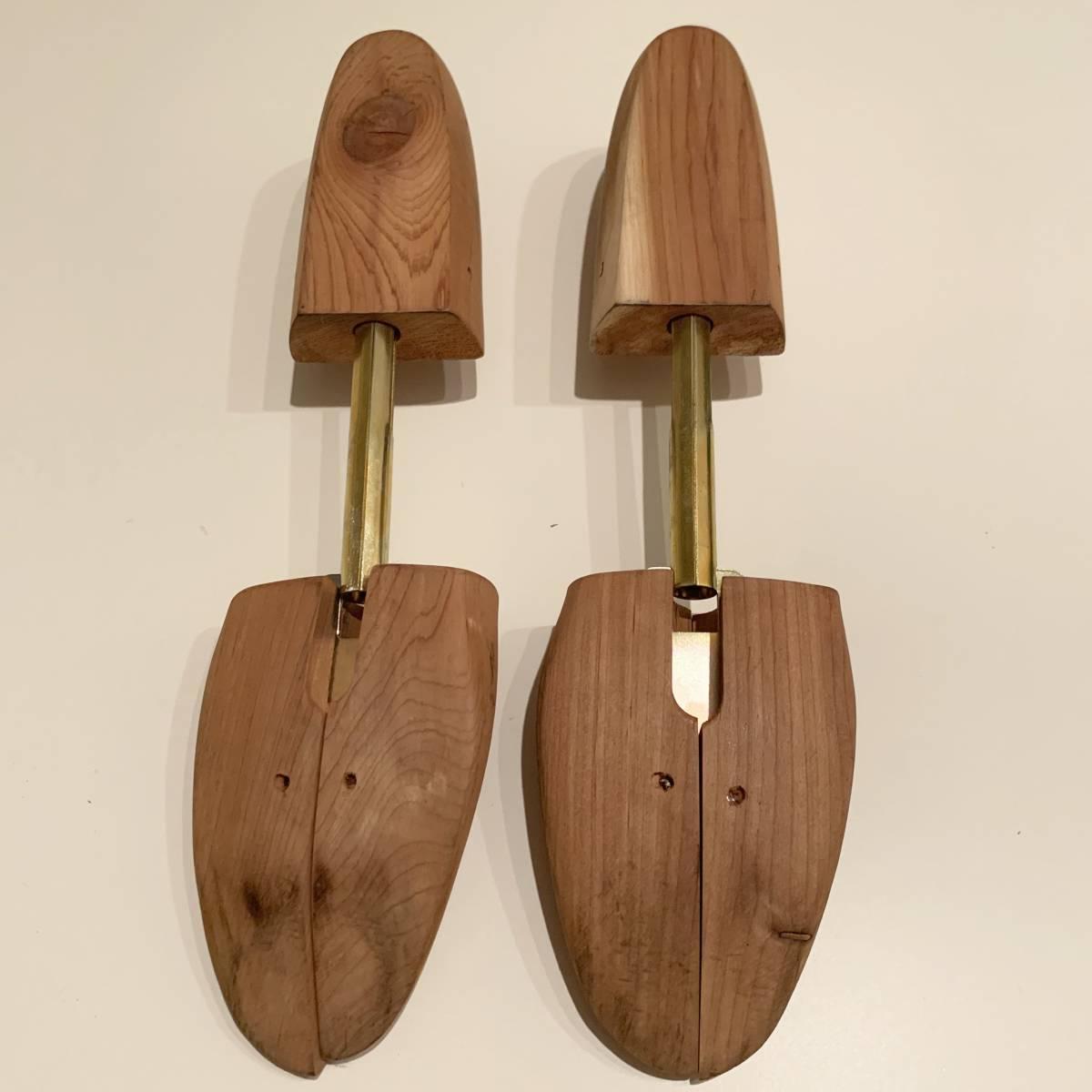 Rochester Shoe Tree Company 木製シューツリー シューキーパー (26cm~27cm)_画像3