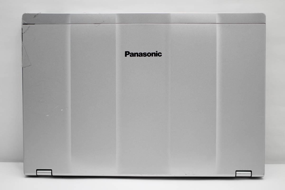 ジャンク Panasonic CF-LX4HDABR Core i5 5200U 2.20GHz 4GB (K05490)_画像3