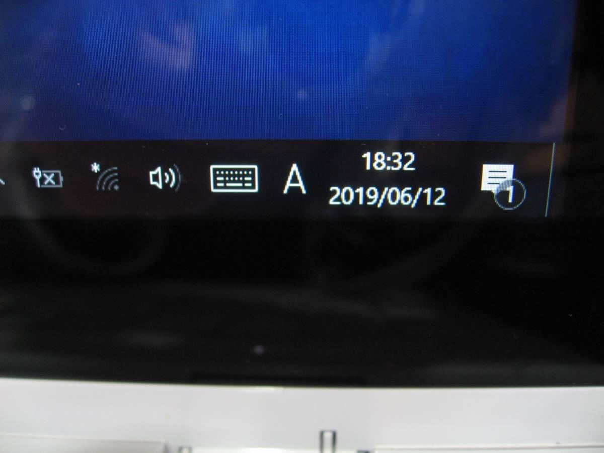 SSD 250G(新品)富士通 LIFEBOOK AH77/M Core i7 4702HQ(Haswell) タッチ対応フルHD メモリ 8G BDドライブ WIN10 MADE IN JAPAN_画像8