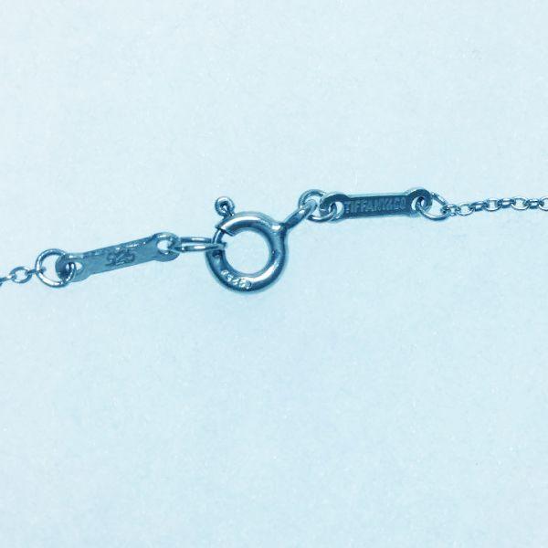 ◆新品◆1円スタート◆未使用◆ティファニー◆オープンハートネックレス 16mm◆_画像3