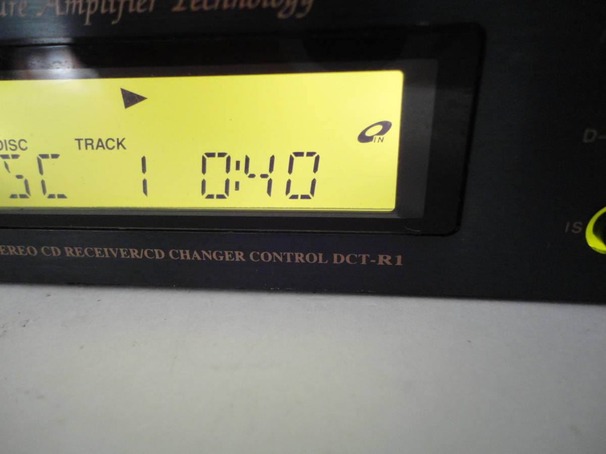 高級機 DENON CDプレーヤー DCT-R1_画像2