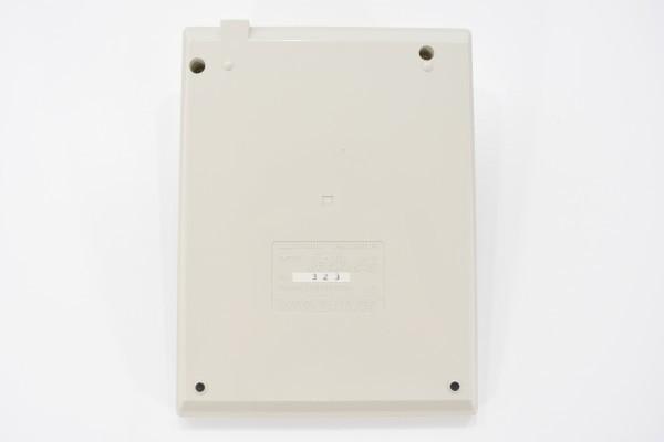 未使用 SHARP COMPET シャープ コンペット CS-1118 計算機 10桁蛍光表示管式卓上 レトロ 電卓 JUN-25-RY-16_画像7