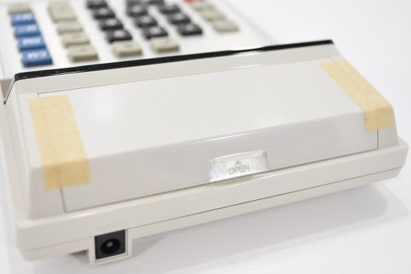 未使用 SHARP COMPET シャープ コンペット CS-1118 計算機 10桁蛍光表示管式卓上 レトロ 電卓 JUN-25-RY-16_画像4