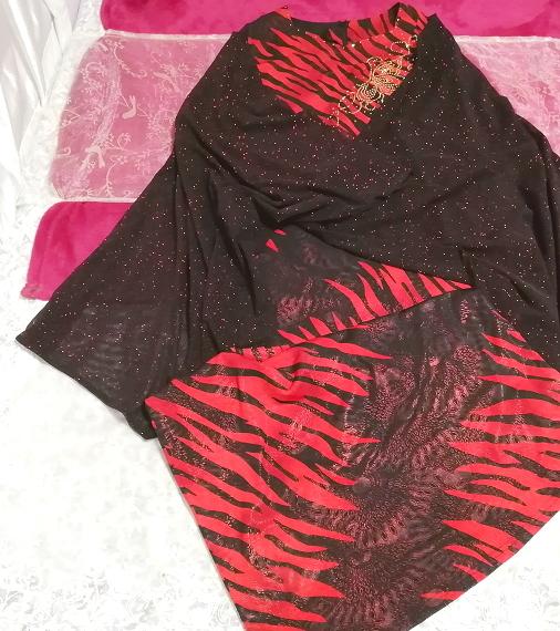 赤黒魔導師ローブマキシワンピースドレスパーティドレス Magi robe maxi onepiece dress party dress,ワンピース&ロングスカート&Mサイズ