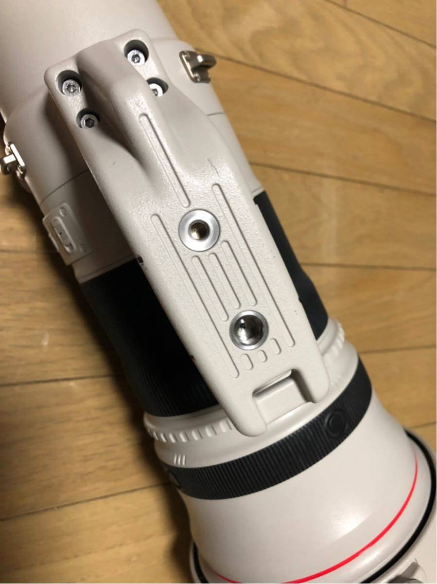Canon EF 500mm F4L IS II USM レンズ ET-138 フード レンズケース キャノン _画像6