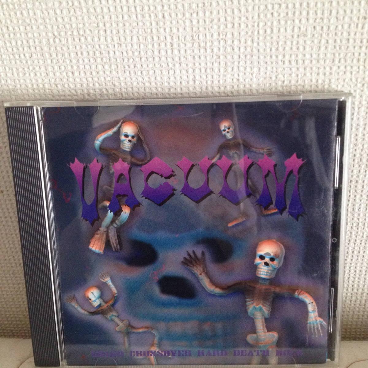 VACUUM EP SHADY GLIMPSE 静岡浜松ジャパニーズスラッシュメタル 貴重  _画像1